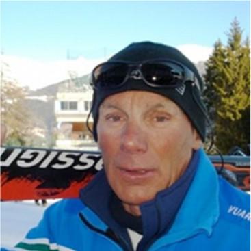 Maestro di sci Angelo